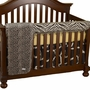 Cottontale Designs Sumba Front Crib Rail Cover Up Set