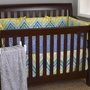 Cottontale Designs Zebra Romp 4 Piece Crib Bedding Set