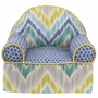 Cottontale Designs Zebra Romp Baby's First Chair