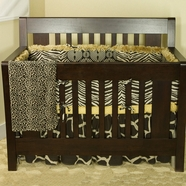 Cottontale Designs Zumba 4 Piece Crib Bedding Set