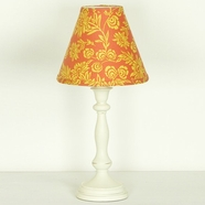 Cottontale Designs Zumba Lamp and Shade