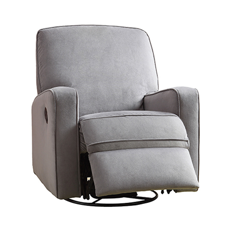 Creations Baby Birch Hill Swivel Glider Recliner In Doe/Coffee FREE SHIPPING