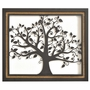 Crestview Collection Arbor Suspension 2 Black Tree Wall Art