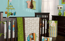 Crib Bedding Safety Info