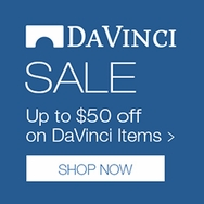 DaVinci Crib Sale by DaVinci