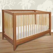 Da Vinci Highland Convertible Crib in Chestnut