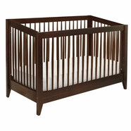 Da Vinci Highland Convertible Crib in Espresso