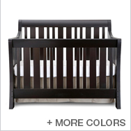 Darby Convertible Crib by NurserySmart