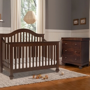 Davinci Clover 4 In 1 Convertible Crib With Toddler Bed