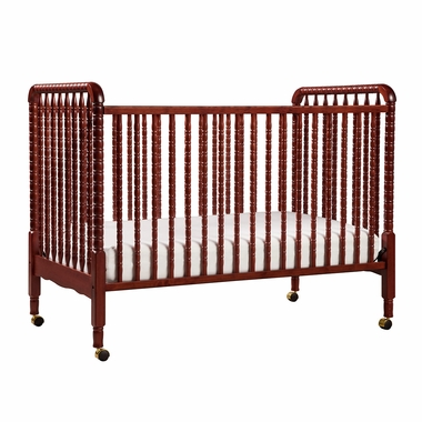 DaVinci Jenny Lind Convertible Crib in Cherry Simply Baby