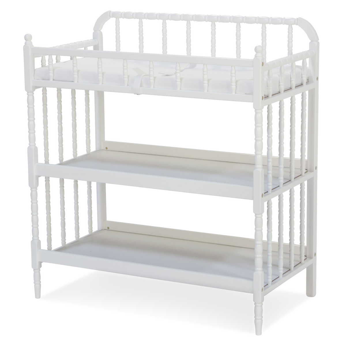 DaVinci 2 Piece Nursery Set   Sunshine Jenny Lind Crib And White Changing  Table FREE SHIPPING