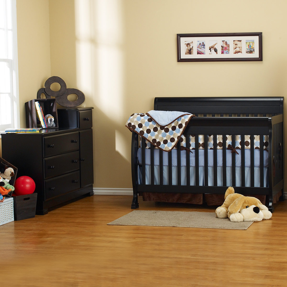 cribs toddler davinci wood l rail conversion in convertible kalani includes crib espresso with kit htm baby bed