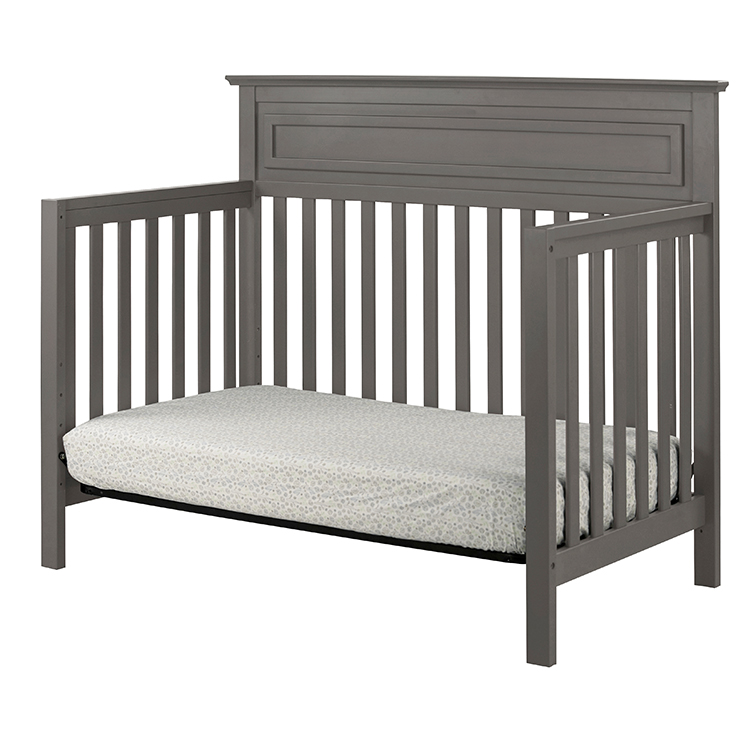 davinci 3 piece nursery set autumn 4 in 1 convertible crib changer and jayden 6 drawer dresser in slate free shipping