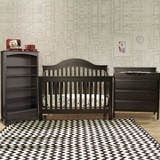 davinci jayden 3 piece nursery set 4 in 1 convertible crib 3 drawer changer