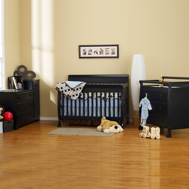 Da Vinci 3 Piece Nursery Set Kalani Mini Crib 3 Drawer