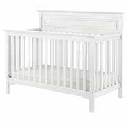 DaVinci Autumn 4-in-1 Convertible Crib in White