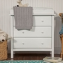 DaVinci Autumn Changer Dresser in White