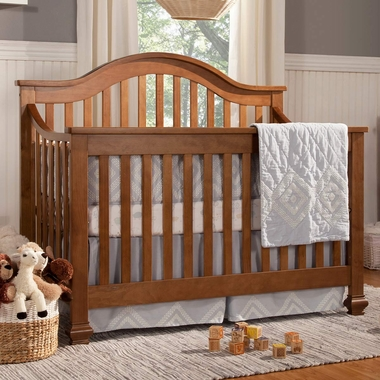 DaVinci Clover 4-in-1 Convertible Crib with Toddler Bed ...
