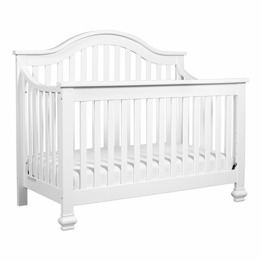 DaVinci Clover 4 In 1 Convertible Crib With Toddler Bed Conversion