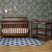 Davinci 3 Piece Nursery Set Emily 4 In 1 Convertible