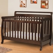 DaVinci Emily 4 in 1 Convertible Crib in Espresso
