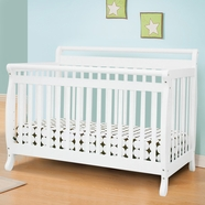 DaVinci Emily 4 in 1 Convertible Crib in White