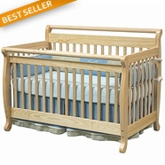 DaVinci Emily Convertible Crib in Natural
