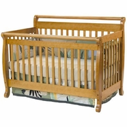 DaVinci Emily Convertible Crib in Oak