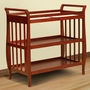 DaVinci Emily Sleigh Changing Table in Cherry