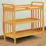 DaVinci Emily Changing Table with Drawer in Honey Oak