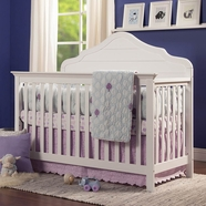 DaVinci Flora Convertible Crib in Fog Grey