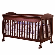 DaVinci Jacob Convertible Crib in Cherry
