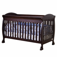 DaVinci Jacob Convertible Crib in Espresso