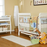 DaVinci Jamie Convertible Crib Sets in White