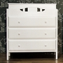 DaVinci Jayden 3 Drawer Changing Table in White