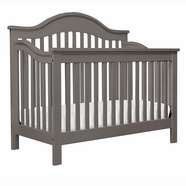 DaVinci Jayden 4 in 1 Convertible Crib in Slate