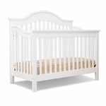 DaVinci Jayden 4 in 1 Convertible Crib in White