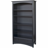 DaVinci Jayden Bookcase in Ebony