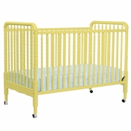 DaVinci Jenny Lind 3-in-1 Convertible Crib Sunshine