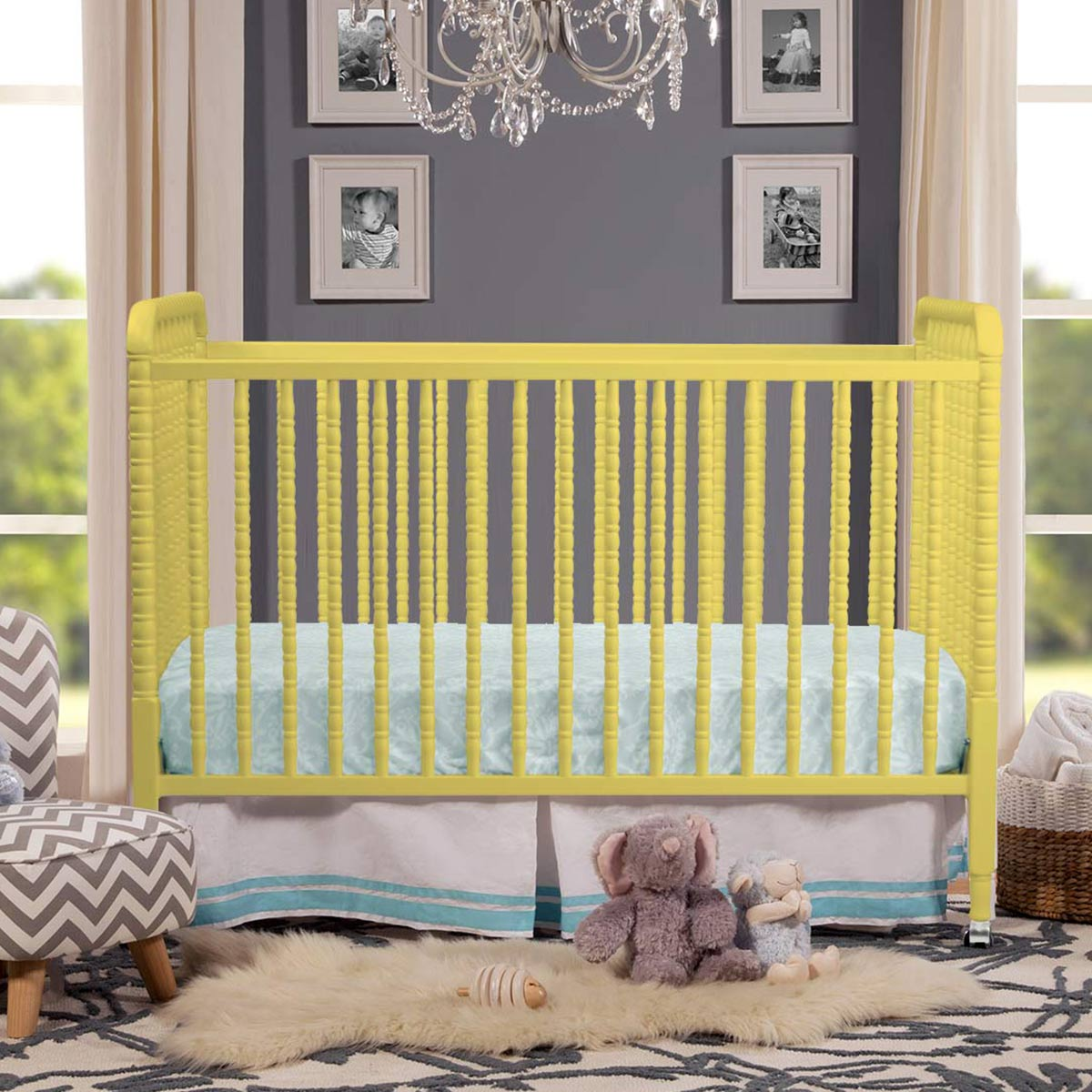 lind bratt low venetian decor crib grey jenny sq baby distressed iron