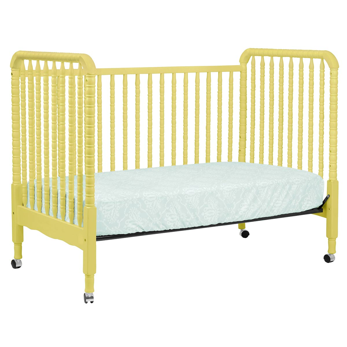 davinci jenny lind 3in1 convertible crib with toddler bed conversion kit in sunshine free shipping - Crib Conversion Kit