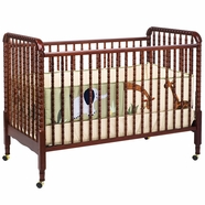 DaVinci Jenny Lind Convertible Crib in Cherry