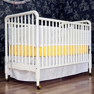 DaVinci Jenny Lind Convertible Crib in White