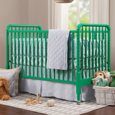Davinci Jenny Lind Stationary Crib With Toddler Bed