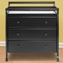 DaVinci Kalani 3 Drawer Changer in Ebony