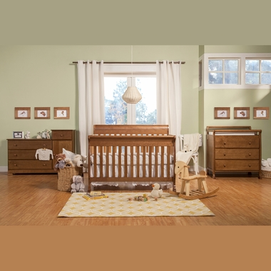 Davinci 3 Piece Nursery Set Kalani 4 In 1 Convertible