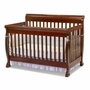 DaVinci Kalani 4 in 1 Convertible Crib in Cherry