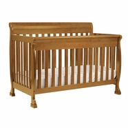 DaVinci Kalani Convertible Crib in Chestnut