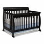 DaVinci Kalani 4 in 1 Convertible Crib in Ebony
