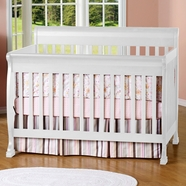 DaVinci Kalani 4 in 1 Convertible Crib in White